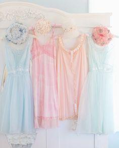 Sherbet Slip Dresses dreamy photography 8x10 by EyeCandyCreations, $19.00