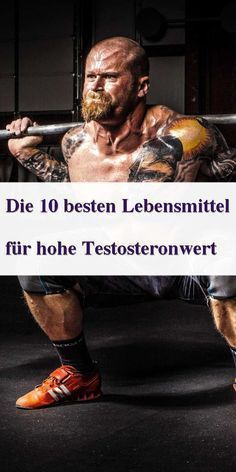 Erhöhe deine Testosteronwerte durch diese Lebensmittel: In diesem Artikel werden 10 Lebensmittel vorgestellt die nachweislich deinen Testosteronspiegel erhöhen können. Testosteron ist ein androgenes Sexualhormon das insbesondere für den Aufbau von Muskeln und den Abbau von Fett verantwortlich ist.