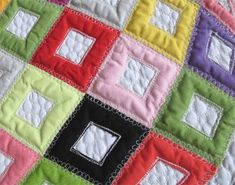 Striking designs made quickly and easily! Learn more about the easiest quilting technique. Download the printable guide and 2 free designs to practice.