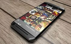 HTC One Bloom 3 is a Punk Rock Concept Smartphone With Android 5.0 on Board Photo