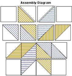 big star quilt pattern | Big Star Quilt - Free Pattern - Handcrafting With Love Half Square Triangle Quilts, Square Quilt, Barn Quilts, Simple Quilt Pattern, Star Quilt Patterns, Pattern Blocks, Big Block Quilts, Patriotic Quilts, Star Quilt Blocks