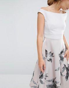 Coast | Coast Dress With Full Skirt at ASOS