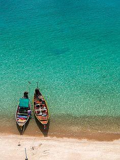 beautiful Mango Bay, Ko Tao Island, Thailand