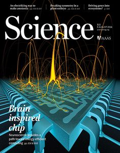 neuromorphic computers Science magazine