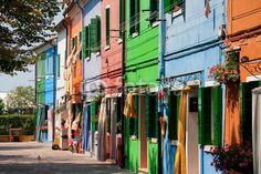 Maisons de Burano