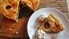 Torta de Maçã da Dona Dilza | Carambola Maluca