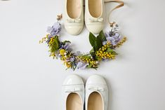 Colección de zapatos de comunión de Calzados Carrilé, para niñas, descubre todas las tendencias en zapatos de vestir