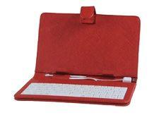 Funda con teclado para tablet