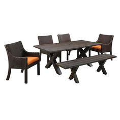 Metropolitan 7-Piece Dining Set | Nebraska Furniture Mart