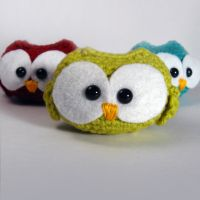 the Confused Owl | crochet pattern
