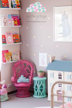 Mini Polka Dots - Urban Walls - Designs By Danielle Hardy
