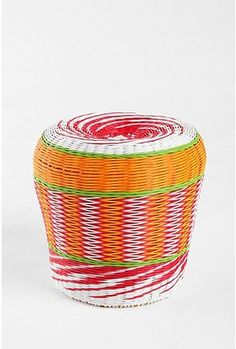 UrbanOutfitters.com > Woven Cable Stool