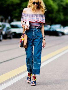 How You Can Infuse Your Summer Wardrobe With Color | WhoWhatWear