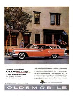 1958 Oldsmobile Fiesta Station Wagon