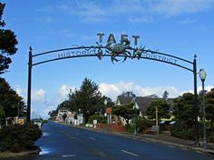 Taft Historic District of Lincoln City, Oregon