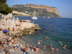 Half an hour from Marseille. 11 euros for round trip. 40 mins walk to the beach. This place is simply beautiful in the Summertime! Chicago Travel, Michigan Travel, Andorra, Farm Day, Honduras Travel, Round Trip, France Travel, Places Around The World, Seaside