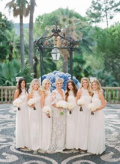 Dreamy Italian Riviera Wedding with Exclusive Italy Weddings Wedding Season, Our Wedding, Marriage Pictures, Bridal Luncheon, Party Pictures, Italy Wedding, Bridesmaid Dresses, Bridesmaids, Destination Wedding Photographer