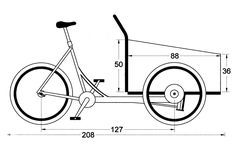 Freth's Recumbents: Cargotrike Plans = Cargo Trike Plans