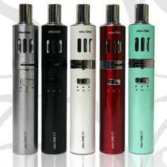 Joyetech eGo One CT Starter Kit - 1100mAh, applies Joyetech constant temperature technology. Three modes: CT-Ti (Titanium)/CT-Ni (Nickel)/CW mode are available. With five colors, and various atomizer heads. Many great color choices