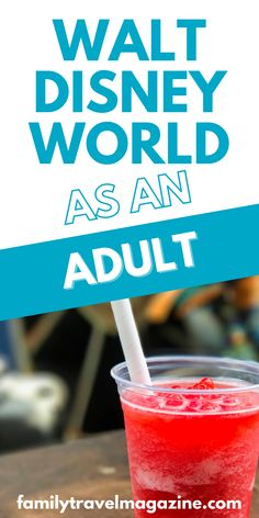 Most people think of Walt Disney World as a kids' destination, but adults can have fun too. Here's what to expect and what to do when you visit Walt Disney World as an adult. Magic Bands, Walt Disney World Vacations, Best Hotels, Things To Do, Europe, People, Fun, Kids, Things To Make