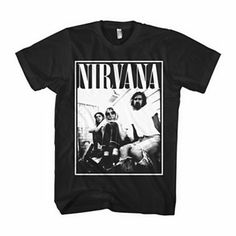 Nirvana Graphic Tee - jcpenney | $12