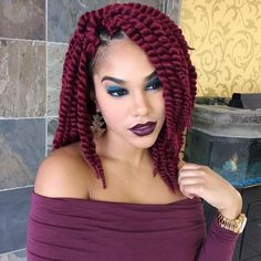 How To Do Crochet Braid Style