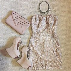 The perfect outfit for the saturday night ;)