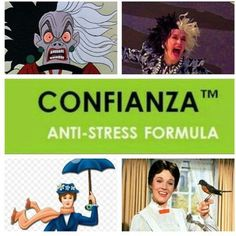 Love my Confianza! It Works wonders for anxiety & stress $25 per month when…