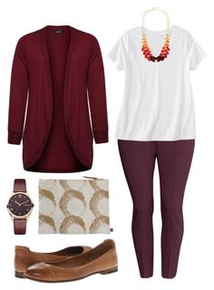 Just in time for Thanksgiving. Plus size style. by plussizesimple on Polyvore featuring polyvore, fashion, style, Pure Energy, H&M, Frye, Lori Harrison Designs, Barbour, women's clothing, women's fashion, women, female, woman, misses and juniors