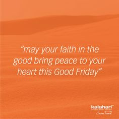 We hope everyone has a blessed Good Friday! #goodfriday Good Friday, Blessed, Bring It On, Faith, Peace, Good Things, Lifestyle, Quotes, Movie Posters
