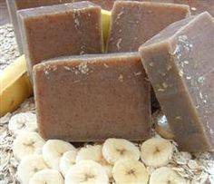 Complexion Soap Bars || Chagrin Valley Soap - Bananas and Cream