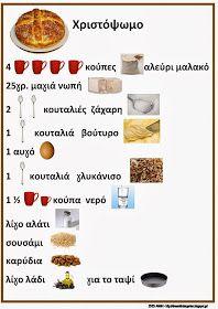 Χριστοψωμο! Christmas And New Year, Christmas Time, Christmas Crafts, Xmas, Holiday Baking, Christmas Baking, Eat Greek, Greek Easter, Greek Recipes