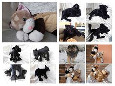 MADEtoORDER  your Pet Animal Doll or Character  by TALLhappyCOLORS