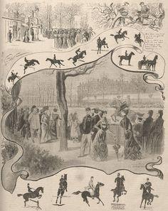Le premier #hippodrome lyonnais était celui de Grand Camp basé sur le site du campus de La Doua à Ville de Villeurbanne. Il a été actif de 1867 à 1964 et baptisé ainsi car le 30 mai 1790, plus de 100.000 personnes et gardes-nationaux étaient réunis pour fêter les débuts de la révolution. En 1965 son activité est déplacée à l'hippodrome de Parilly près de Venissieux. L'activité de turfisme continuent aujourd'hui sur 2 hippodromes : Parilly et Carré de Soie à Vaulx-en-velin #numelyo #course…