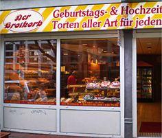 Review Der Brotkorb bakery Hamburg St. Pauli