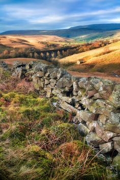 Dent Head Viaduct, Dentdale, Cumbria, UK Yorkshire England, Yorkshire Dales, North Yorkshire, Beautiful Eyes, Beautiful Places, Uk Destinations, Cumbria, Lake District, Britain