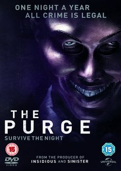 Review of Horror Movie The Purge - Daily Two Cents