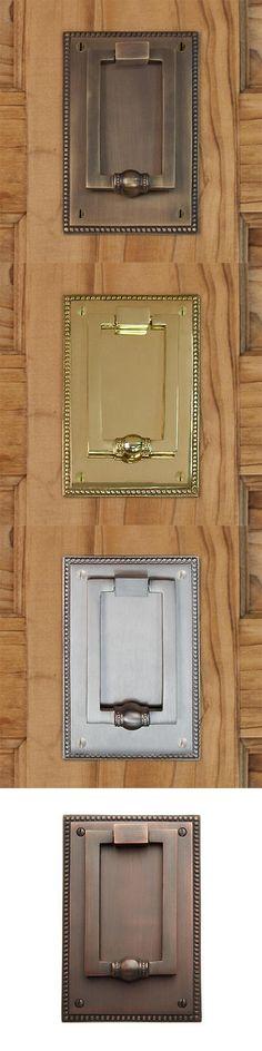 Door Knockers 180965: Signature Hardware Tolston Brass Door Knocker -> BUY IT NOW ONLY: $64.95 on eBay!
