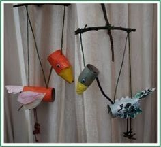 toilet paper roll crafts forkids by hannahmnt