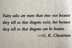 Fairytales are more than true...