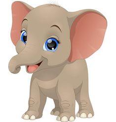 Funny Sheep, Funny Pigs, Sheep Vector, Dog Vector, Deer Cartoon, Cartoon Ideas, Cartoon Clip, Baby Cartoon, Elephant Art