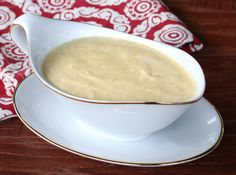 Classic English Custard (Crème Anglaise) - The Daring Gourmet