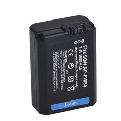 NP-FW50 Battery NP FW50 7.4V 1080mAh Camera Battery For Sony NEX-3 NEX-3A NEX-3D NEX-3DW NEX-3K NEX-3KS NEX-5Camera