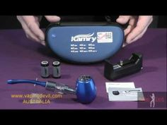 ▶ Kamry k1000 ePipe review by Vaping Devil - YouTube