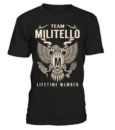 Team MILITELLO - Lifetime Member