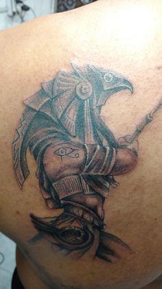Rah tattoo by ezePayAZo