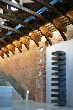Tadao Ando 安藤 忠雄 François Pinault Foundation Punta Della Dogana, Venice, Italy 2009