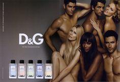 D Fragrance #Ad Campaign D Anthology 2009