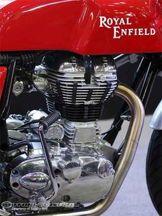 Royal Enfield Cafe Racer 500