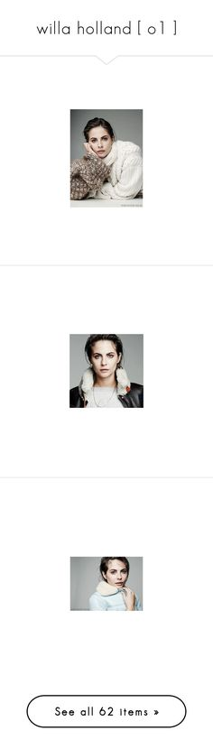"""willa holland [ o1 ]"" by the-asgardian-clipper ❤ liked on Polyvore featuring willa holland"